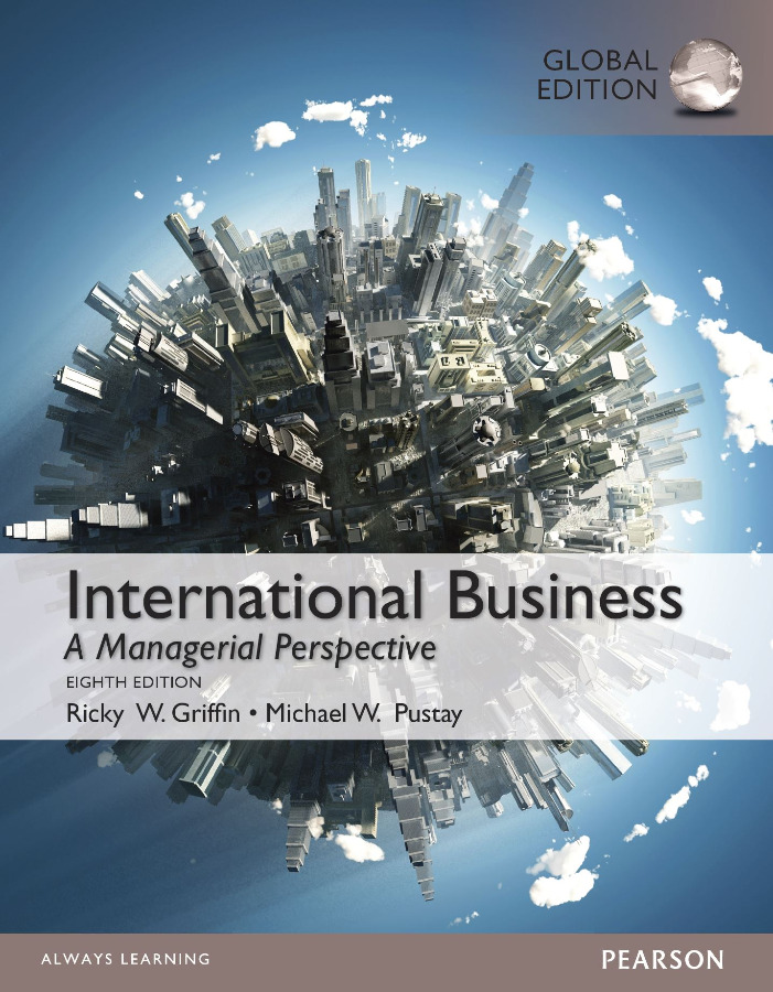 International Business A Managerial Perspective 8th
