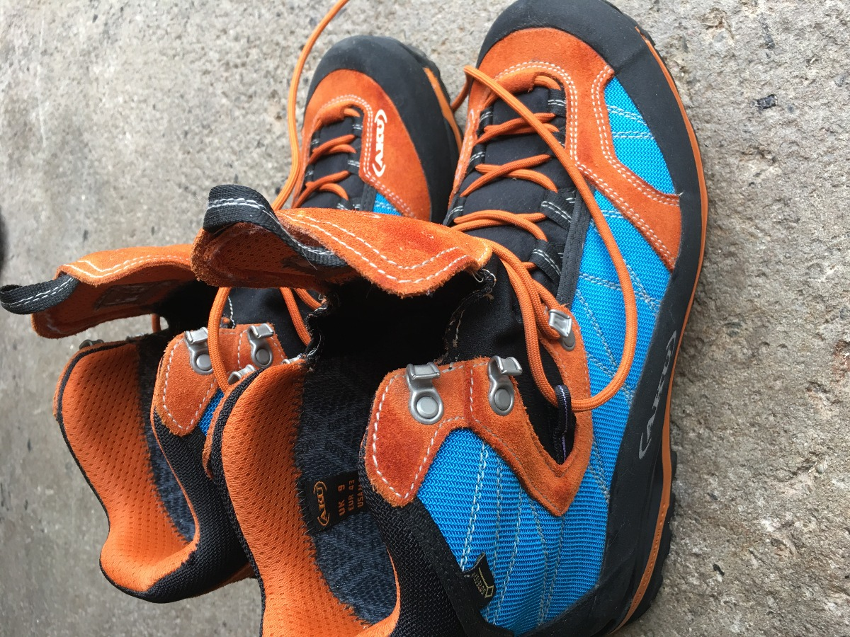 Tengu GTX Hiking Boot.