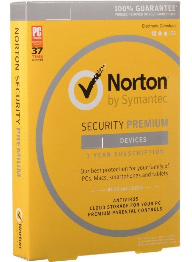 Antivirus Norton Security Deluxe 2020 20 devices/1 year
