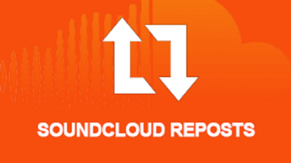 SoundCloud USA 1000 Reposts
