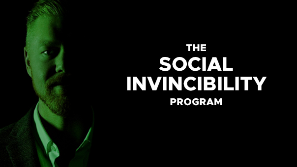 Barron Cruz - The Social Invincibility Program