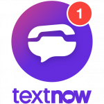 Textnow Voice SMS phone USA ☎