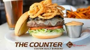 The Counter Burger Gift Card 25$ instant