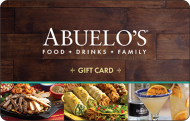$100 ABUELOS Gift Card