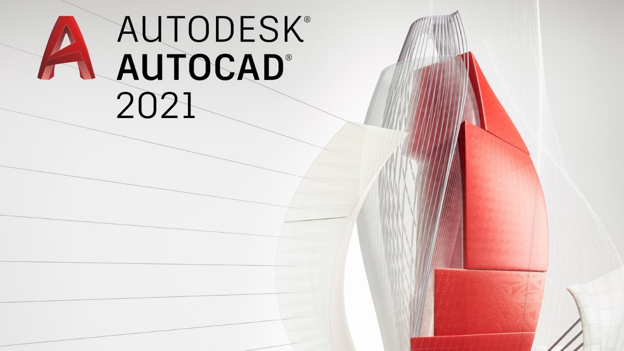 Autodesk AutoCAD 2021 - Windows or Mac