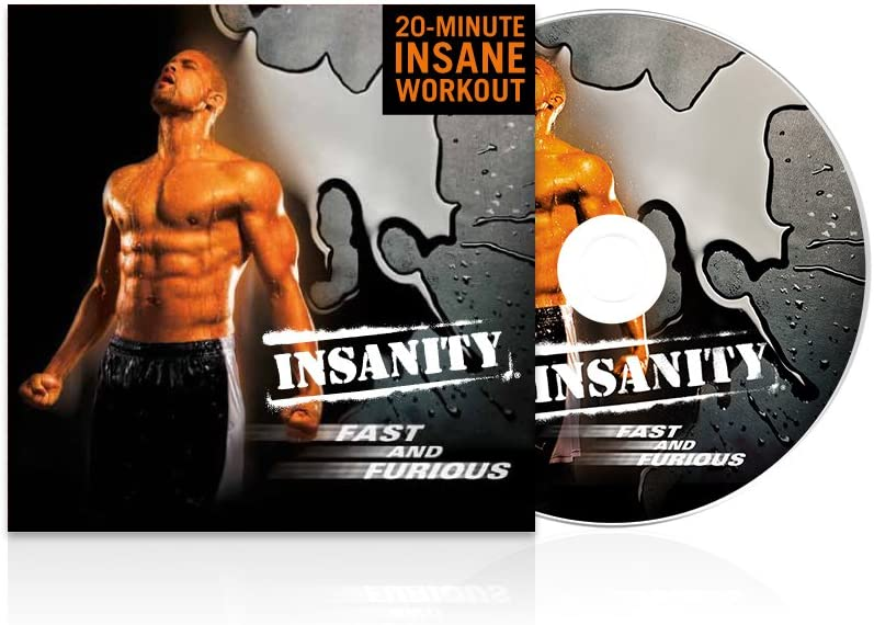 Insanity | Fast and Furious | Workout Program