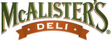 McAlister's Deli 20$ Gift Crad Instant