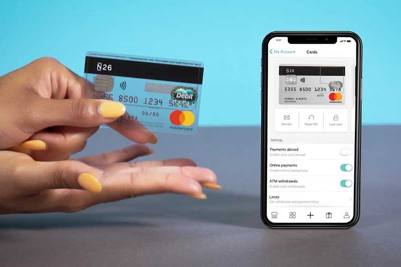 N26 bank Verified on your Number
