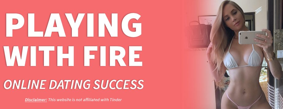 Online Dating Blueprint   Playing with Fire [$159]