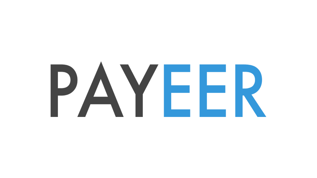 Fully verified account Payeer (Europe)