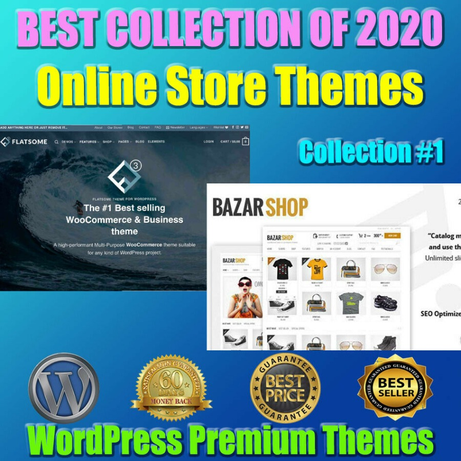 The Best Online Store WordPress Themes in 2020