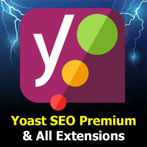 Yoast SEO Premium + All Extensions | #1 WordPress SEO