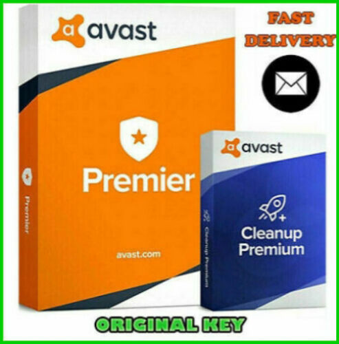 Avast Premium Security + Cleanup Premium - LIFETIME