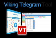 Viking Telegram bot Unlimited