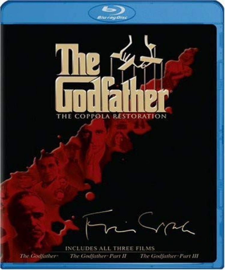The Godfather Collection [Blu-ray] [1991]