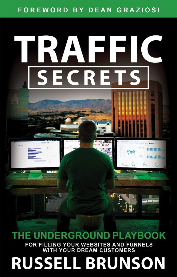 Russell Brunson-Traffic Secrets Rare/Underground Course