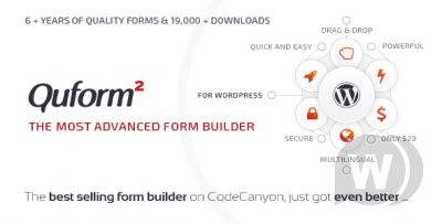 Quform- WordPress Form Designer
