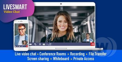 LiveSmart Video Chat v2.0.7 - online video chat script
