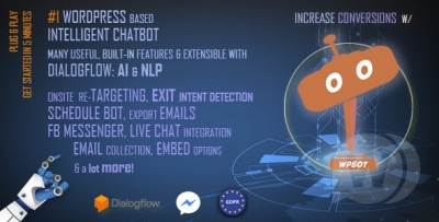 WPBot Pro WordPress Chatbot
