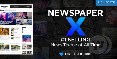 Newspaper v10.3.4 - WordPress News Template