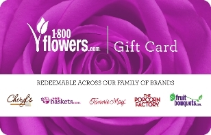 1800 FLOWERS $35 Multiple cards + pin ( $10 )