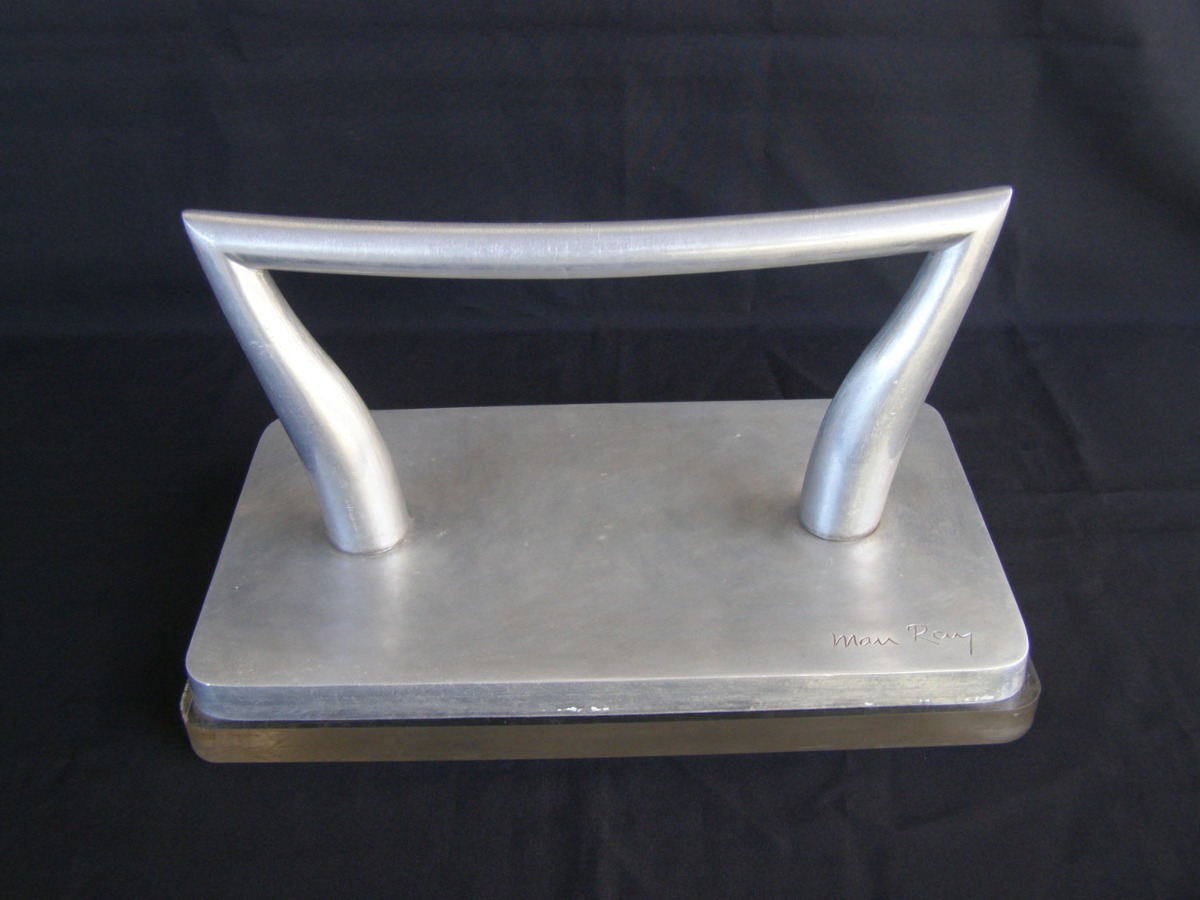 Man Ray (American, 1890–1976) Aluminum Sculpture