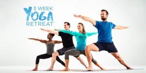 3 Week Yoga Retreat – Workout Program
