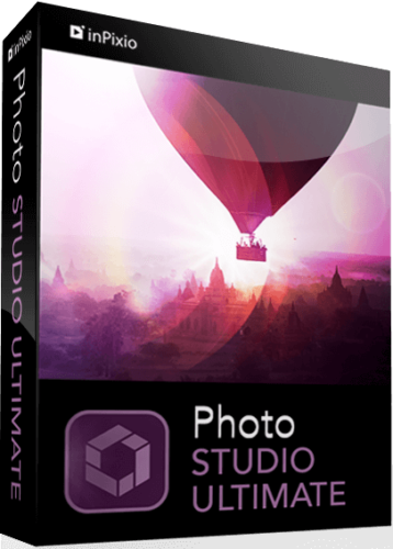 inPixio Photo Studio 10 Ultimate License Key
