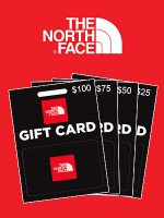 NorthFace GiftCard 100$