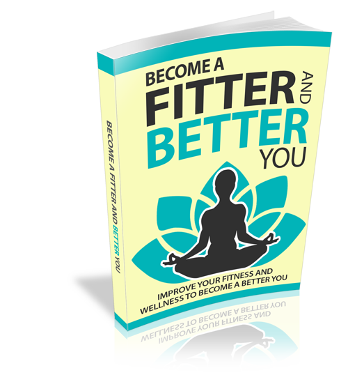 Become a Better Fitter You! CD's and DVD included