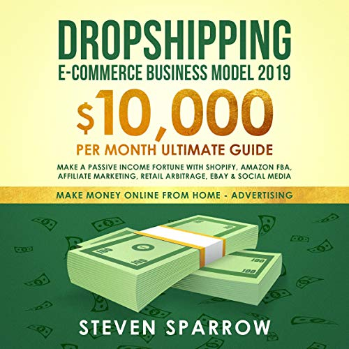 Dropshipping E-commerce Business Model 2019