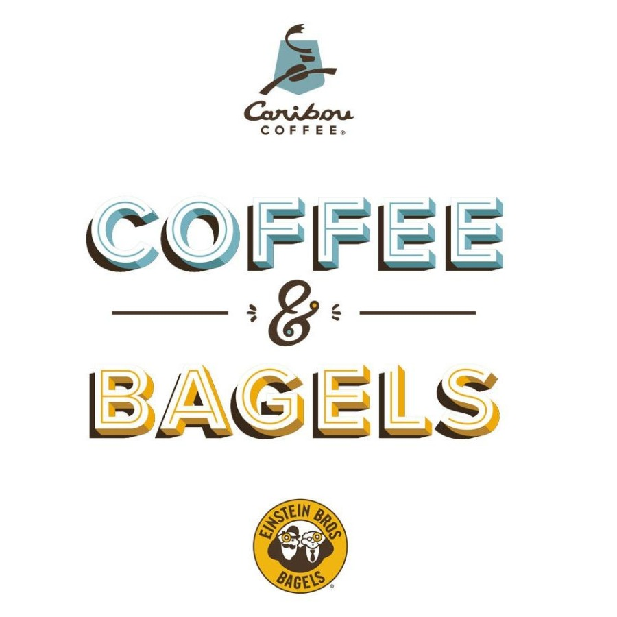 Coffee and Bagel(Einstein Bros) $25