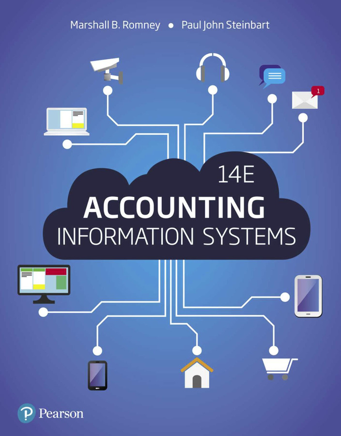 Accounting Information Systems, 14 edition
