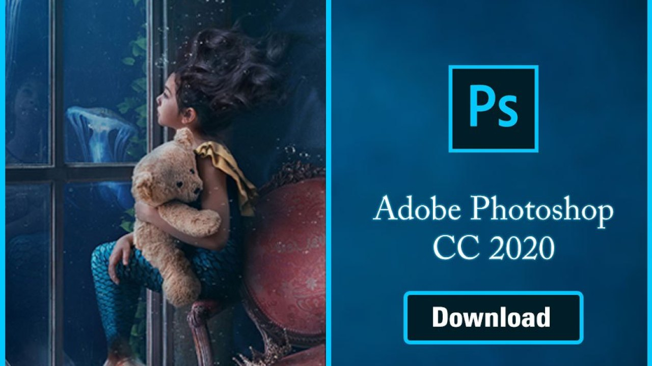 Adobe Photoshop-2020 with activation