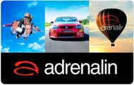 Adrenaline 100$ E-Gift Cards  (Email Delivery)