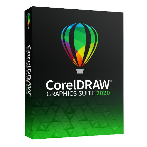 CorelDraw Graphics Suite 2020 | 2 PC | Lifetime