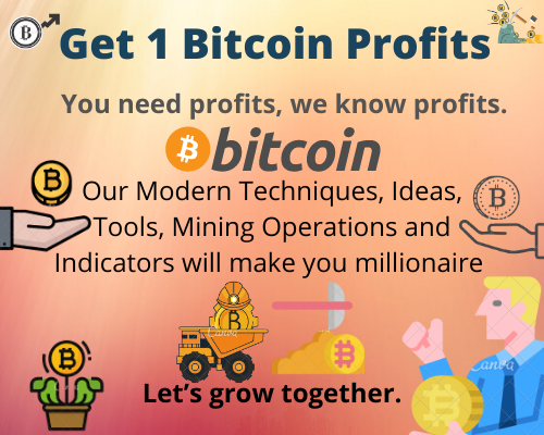 Opportunity to make 1 Bitcoin Profit