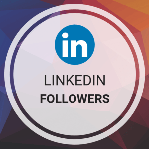 Linkedin 1000 Real Followers [Minimum 100] Refill