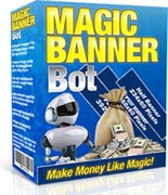 Magic Banner Bot | Automate Money-Maker 2020