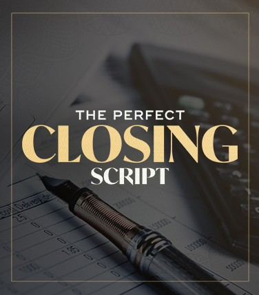 Dan Lok | Perfect Closing Script [$99]