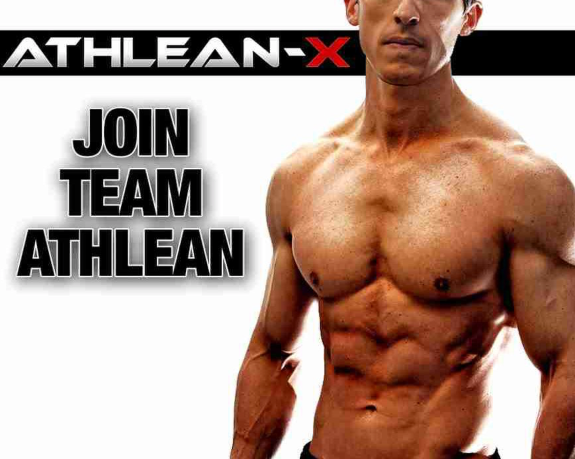 [Video Course] Athlean X Fitness Programs