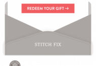 Stitchfix.com 100$ E-Gift Cards  (Email Delivery)