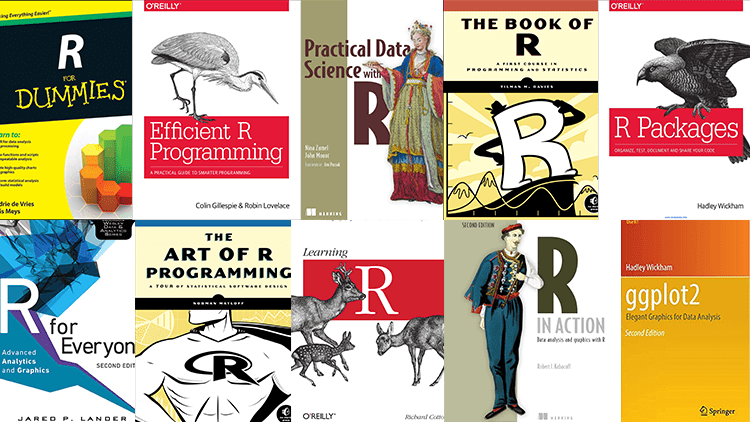 Top 10 R Programming Books To Teach Yourself in 2020