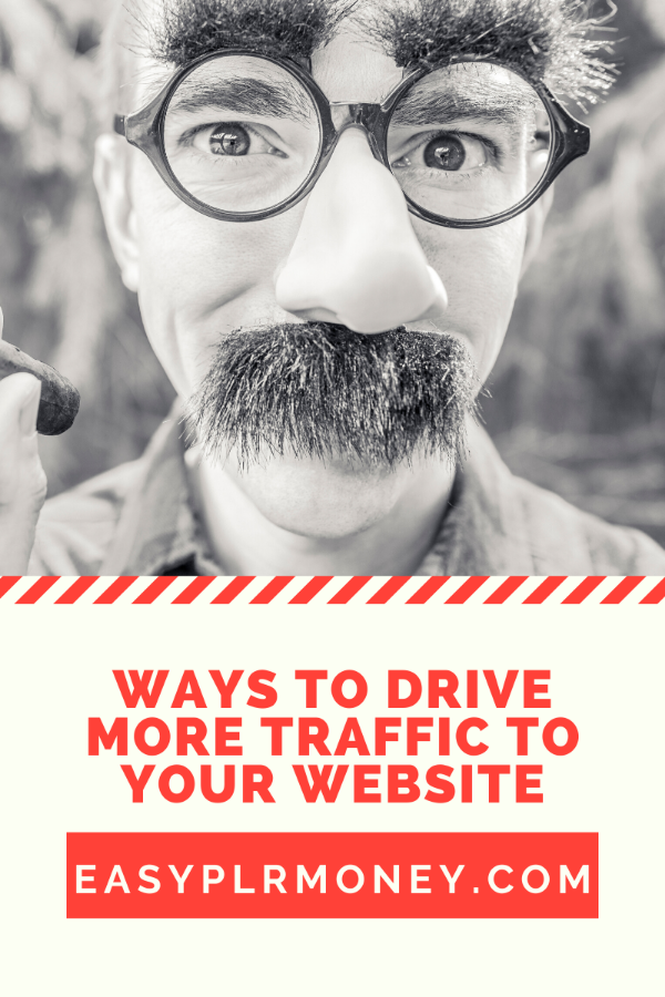 10 10 Ways to Drive Traffic to your Website