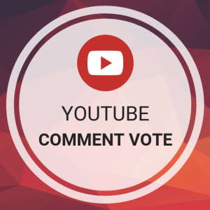 Youtube - 1000 Comment Likes [ DOWNVOTES ] INSTANT
