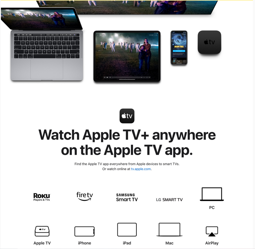 Apple TV+ | Get One Year Subscription | Apple Originals