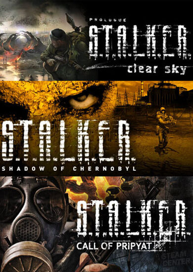 S.T.A.L.K.E.R.: Bundle GOG Key GLOBAL