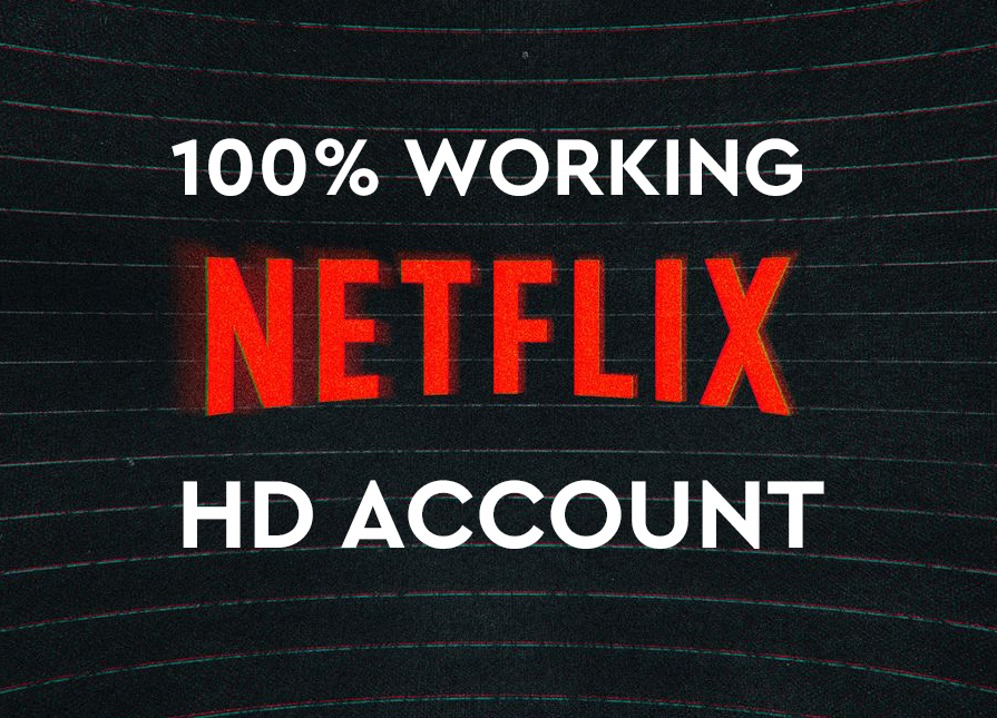 ★ NETFLIX HD ACCOUNT ★