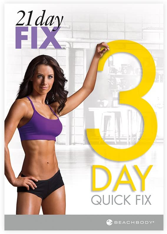 21 Day Fix Essential Package with Autumn Calabrese