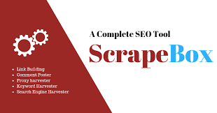 Scrapebox - The complete SEO tool cracked